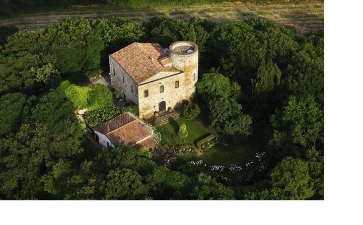 Castello di Scerpena, Manciano, Tuscany