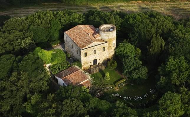 Castello di Scerpena, Tuscany