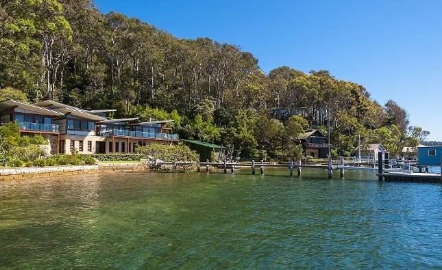 Scotland Island, Australia