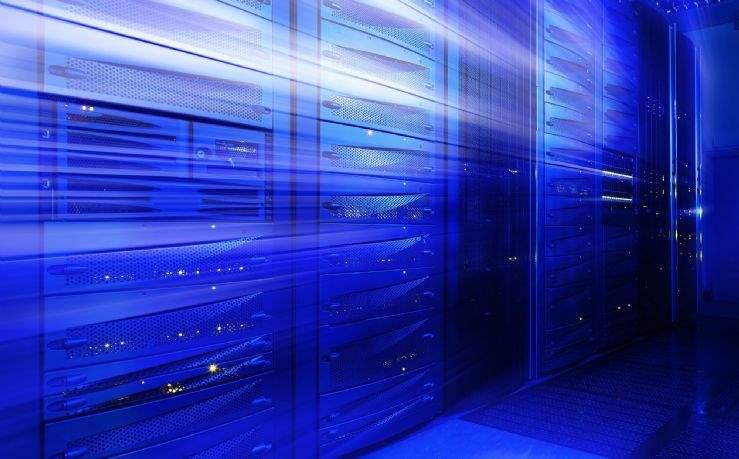 External data centre