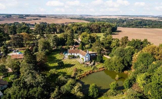 Le Pavillon, Shortgrove Estate, Saffron Walden, Essex