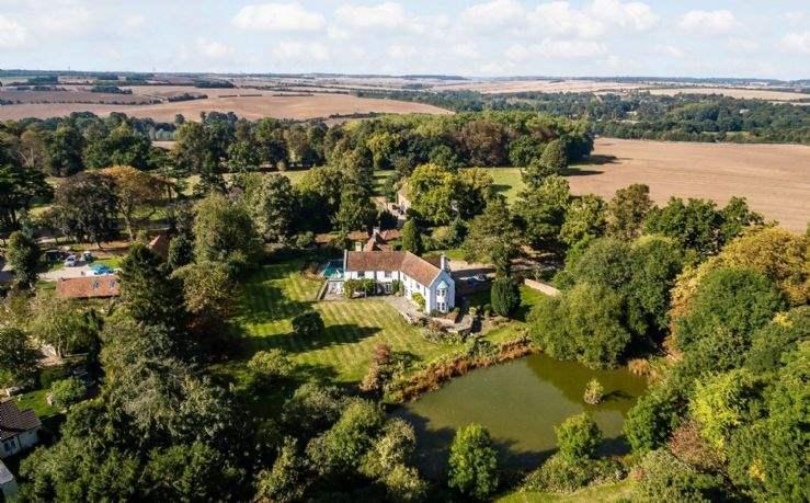 Shortgrove Estate, Saffron Walden, Essex