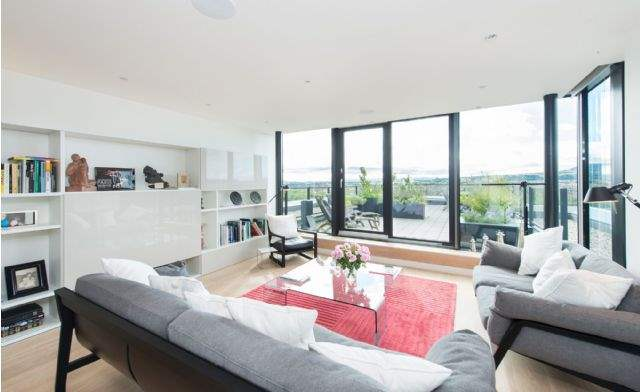 Simpson Loan, Quartermile, Edinburgh
