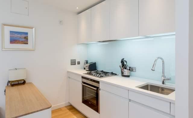 Kitchen, Simpson Loan, Quartermile