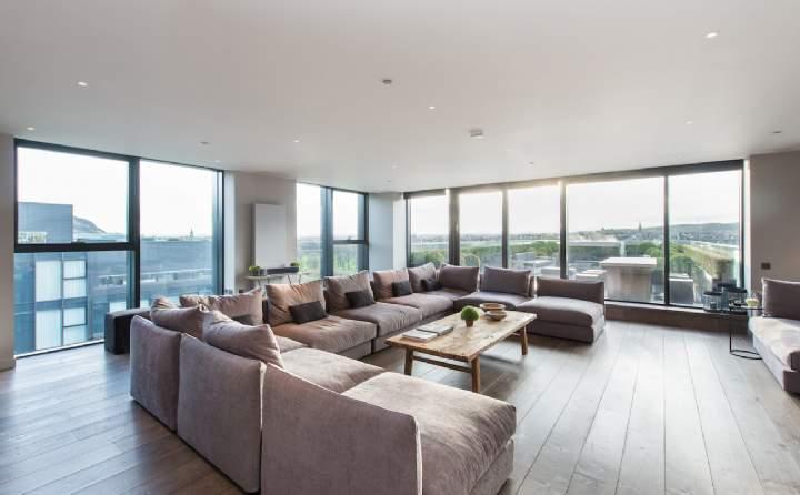 Apartment 57, 6 Simpson Loan, Quartermile, Edinburgh