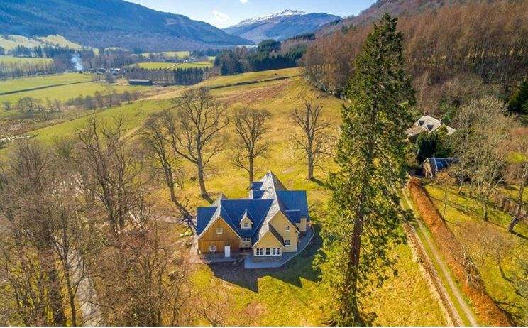 6 of the best homes in Scottish holiday locations