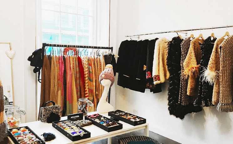 Pop up at Sloane Stanley's The Concept Store, Chelsea