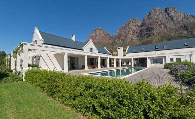 Boschendal Wine Farm, Western Cape, South Africa