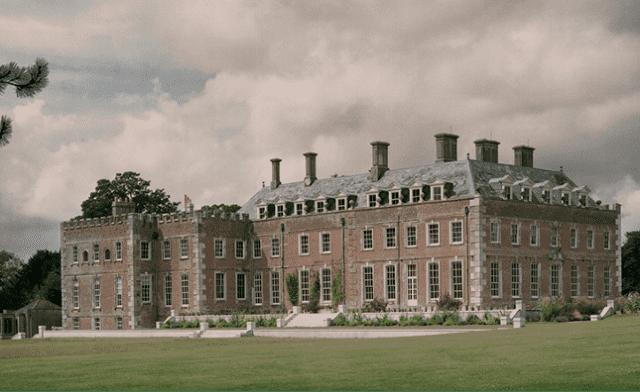 St Giles House, Wimborne, Dorset