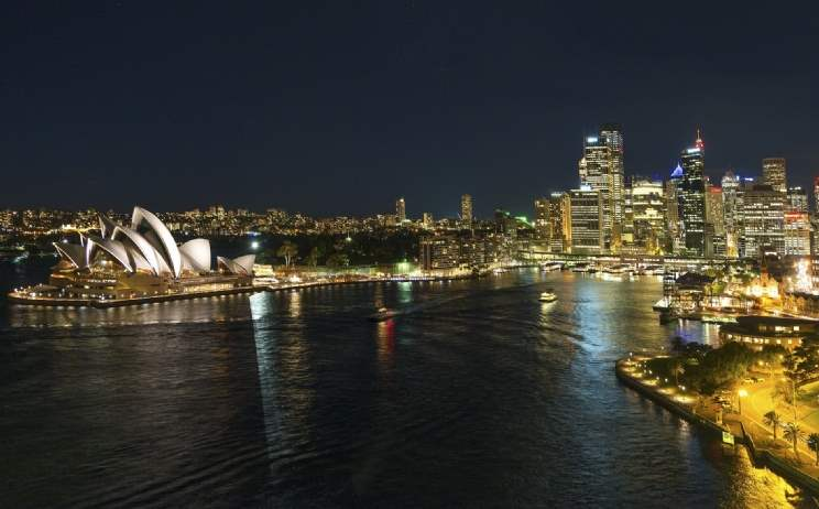 Sydney market yields are recorded at 6.5 per cent