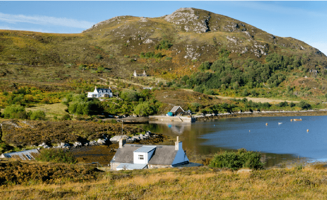 Isle of Tanera Mor, Ross-shire