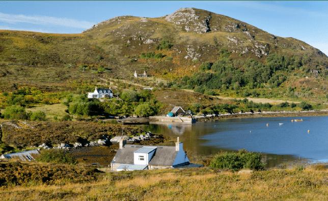 Isle of Tanera Mor, Ross-shire