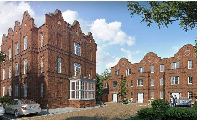 The Gables, Eton, Berkshire