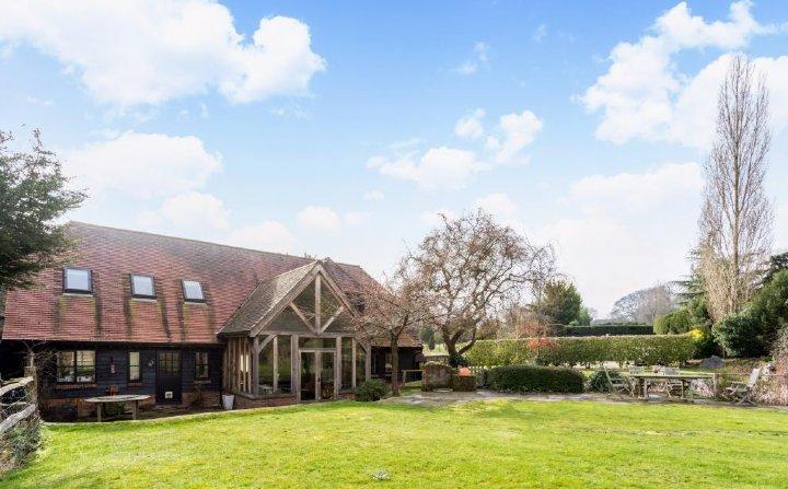 The New Barn, Hever Lane, Hever, Edenbridge, Kent