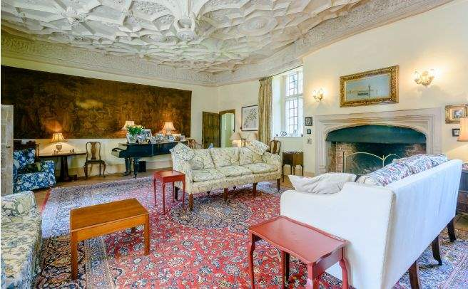 The Old Hall, Barnham Broom, Norwich