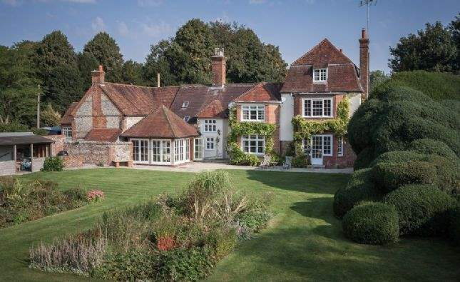 The Old Rectory, Alresford, Hampshire