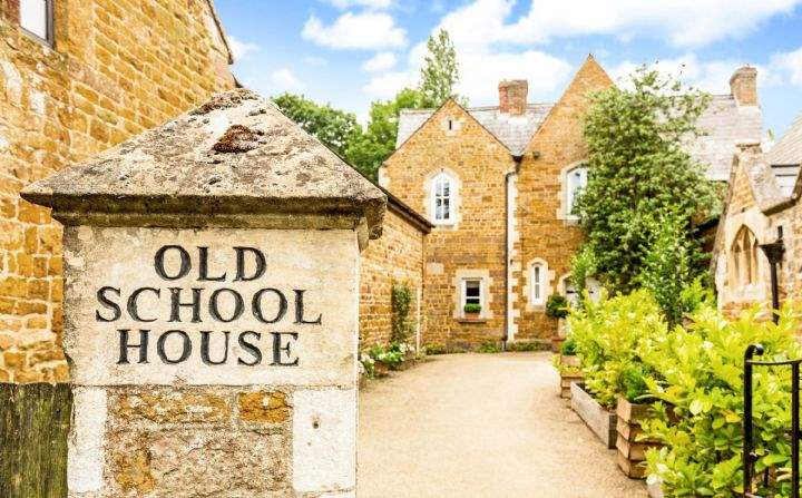 The Old School House, Lyddington, Oakham, Rutland