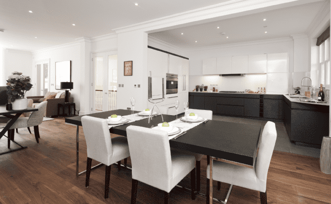 Dining Area, Clarence Road, Windsor