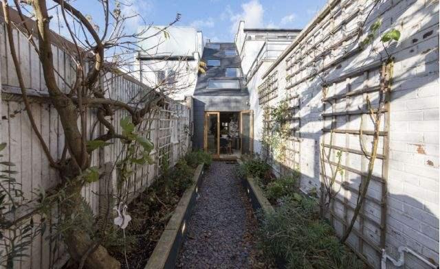 The Slim House, St John's Hill, London SW11