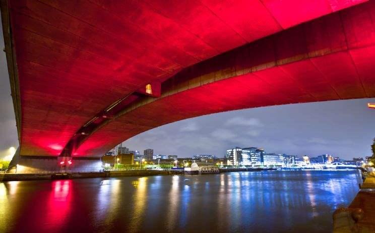 Glasgow Kingston Bridge