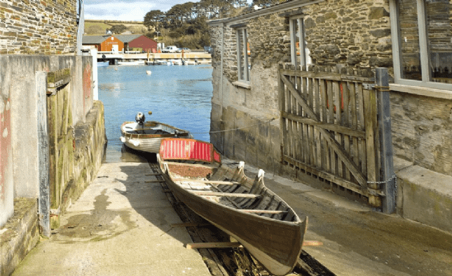 Slipway - Thorning Street, Salcombe
