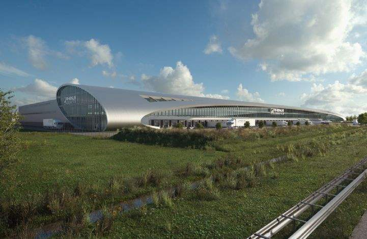 Rhenus Contract Logistic's, the Netherlands