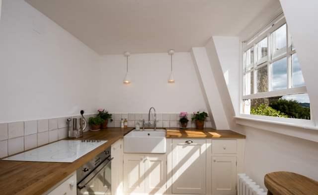 Kitchen, Lansdown Place West, Bath