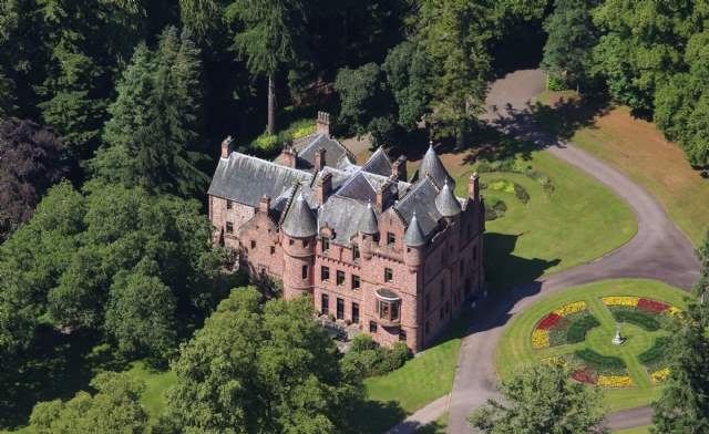 Tower of Lethendy, Perthshire