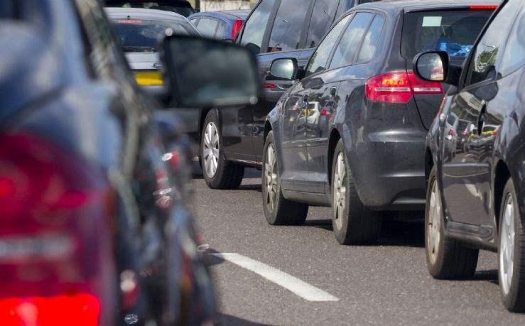 Traffic congestion in Cambridge