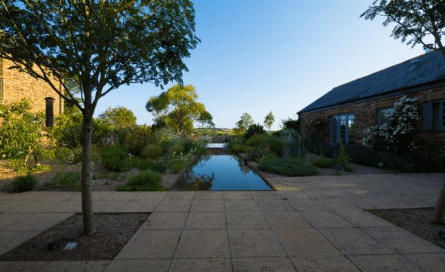6 of the Best: Roseland Peninsula, Cornwall - garden