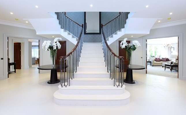 Tudor House Hallway