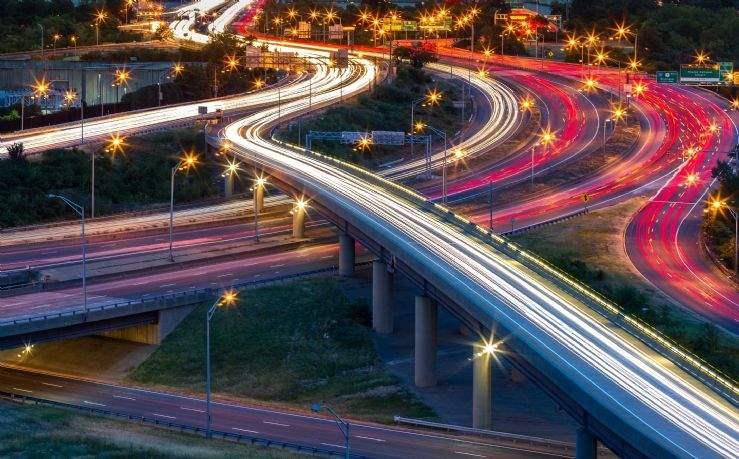 US highway network
