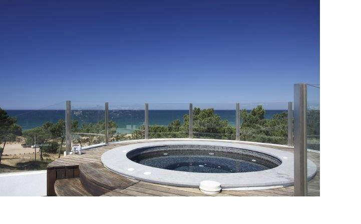 6 of the Best: Vale do Lobo, Portugal - Roof Terrace