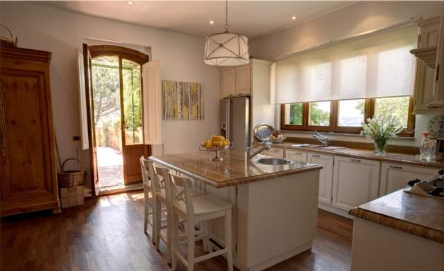 Kitchen, Villa Impruneta, Florence