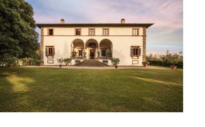 Villa Pisignano, Florence, Chianti