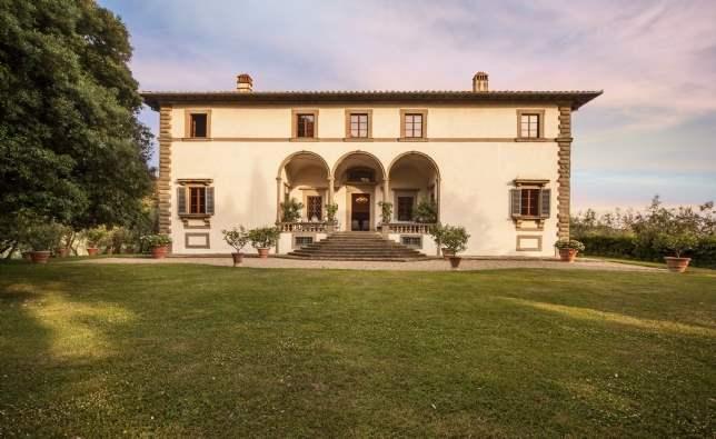 Villa Pisignano, Chianti