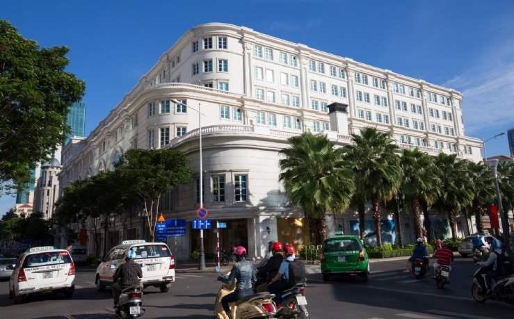 Vincom Shopping Mall, Ho Chi Minh City, Vietnam