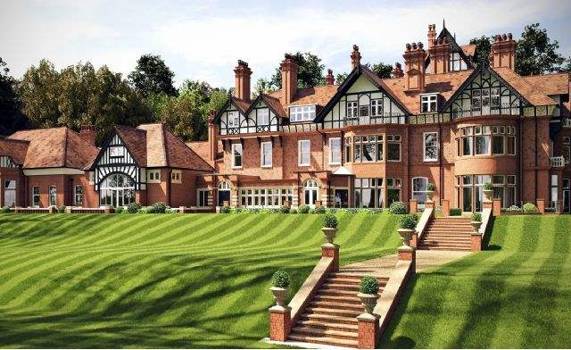 Wadhurst Place, South of Tunbridge Wells, East Sussex
