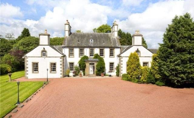 Westfield House, Harburn, West Lothian