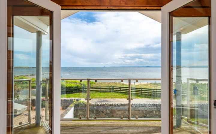 West Cottage, The Shore, Earlsferry, Leven,
