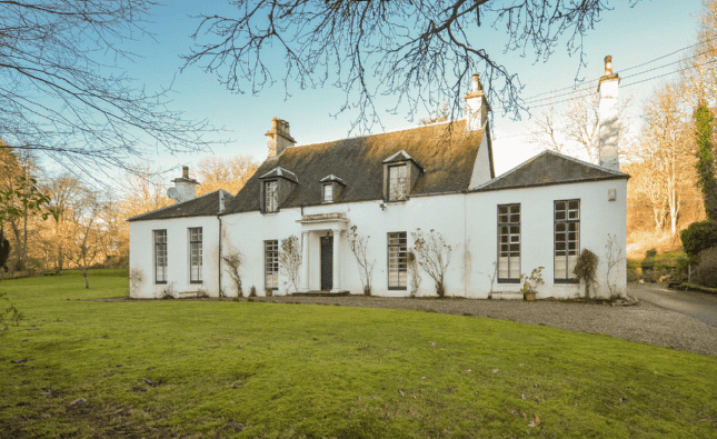 6 of the Best: West Cromwell Park House Perthshire
