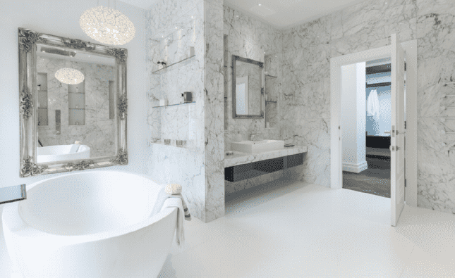 West Park Surrey - Bathroom and dressing room